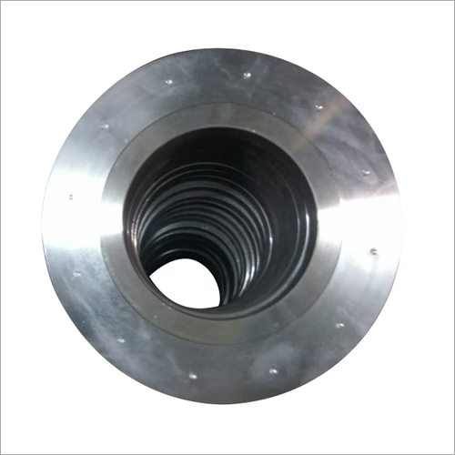 Threaded MS Flanges