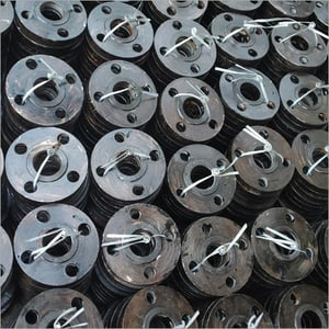 MS Pipe Fitting Flange