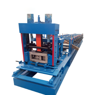 Steel structure c z purlin manufacturing machine