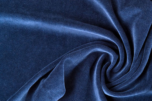Velour Knitted Fabrics