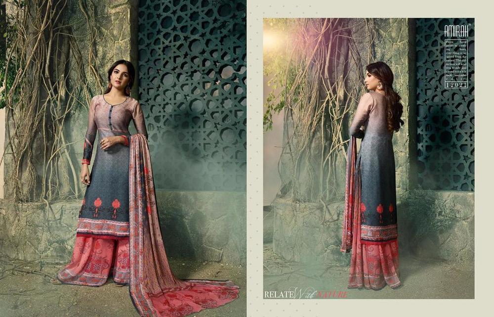Unstitched Salwar Suit