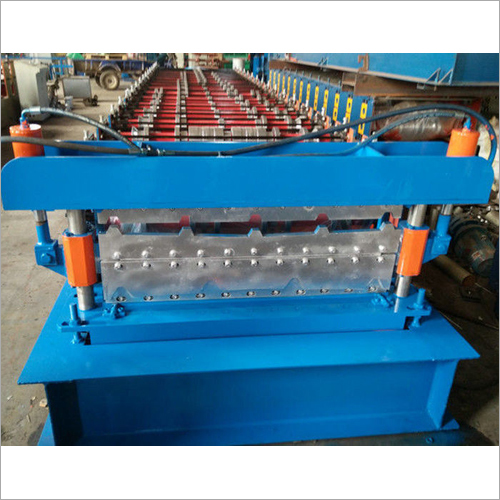 Steel Roofing Sheet Roll Forming Machine