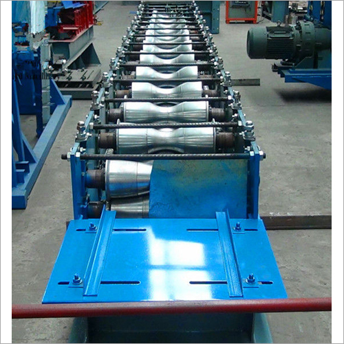 Durable Ridge Cap Roll Forming Machine
