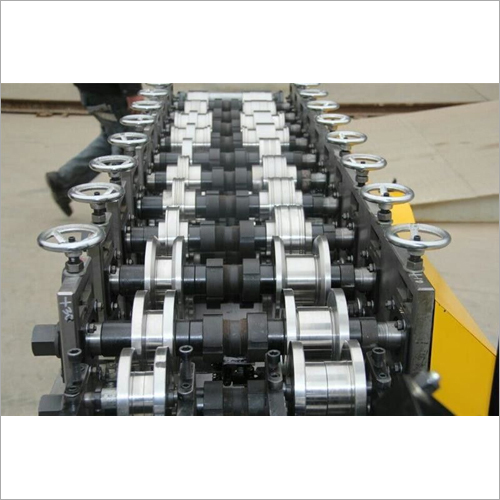 Hydraulic Steel Structure T Bar Roll Forming Machine