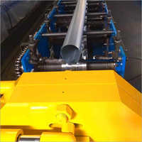 Round Downspout Roll Forming Machine