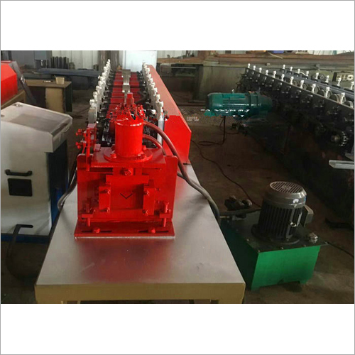 Light Steel Keel Drywall Ceiling Angle Roll Forming Machine