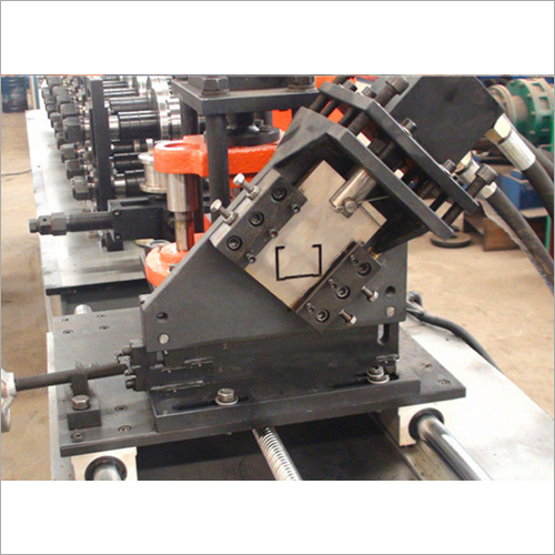 11 Rollers Steel Stud Machine