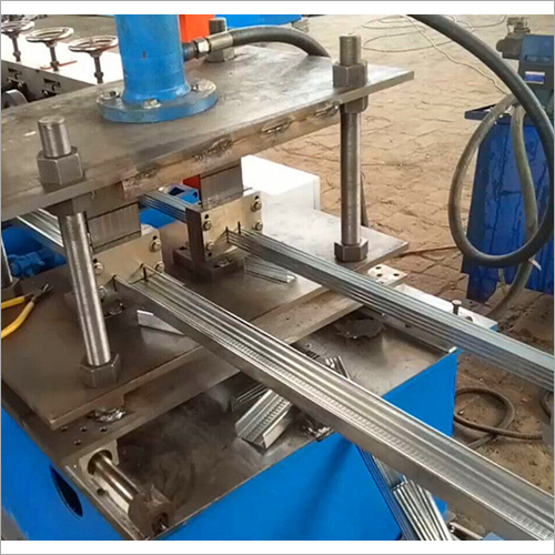 C U Channel Light Keel Roll Forming Machine