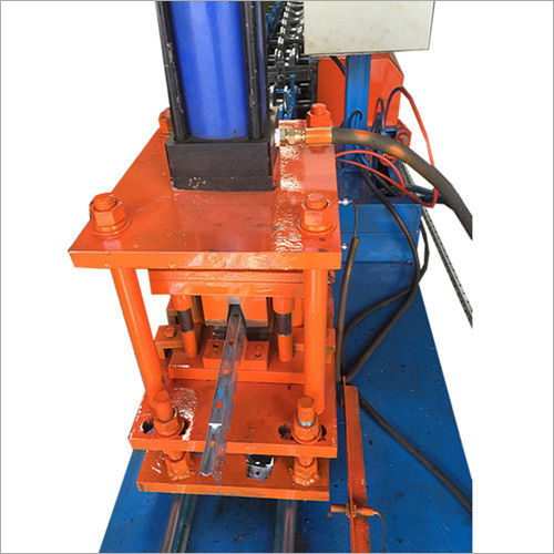 PLC Control System Metal Roll Forming Machine