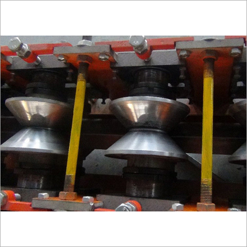 Light Gauge Steel Keel Cold Roll Forming Machine
