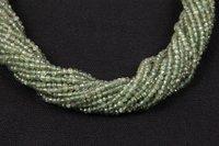 Green Apatite Micro Beads