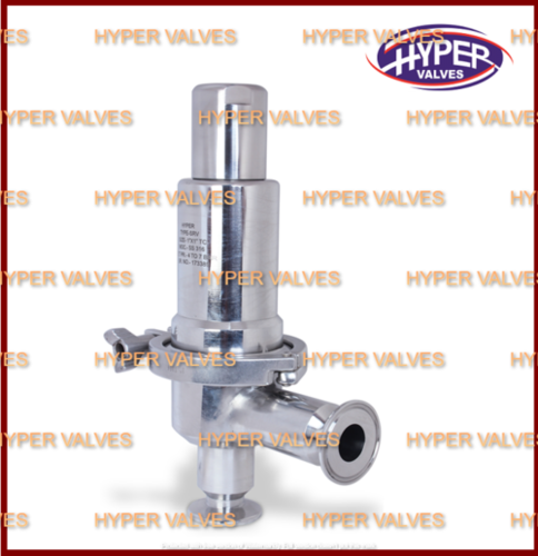 Sanitary Safety Relief Valve