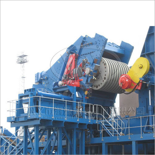 Waste Aluminum Crusher