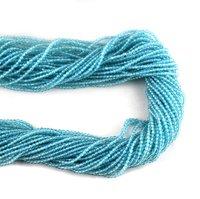 Blue Apatite Micro Beads