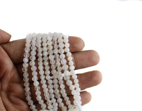 Moonstone Beads