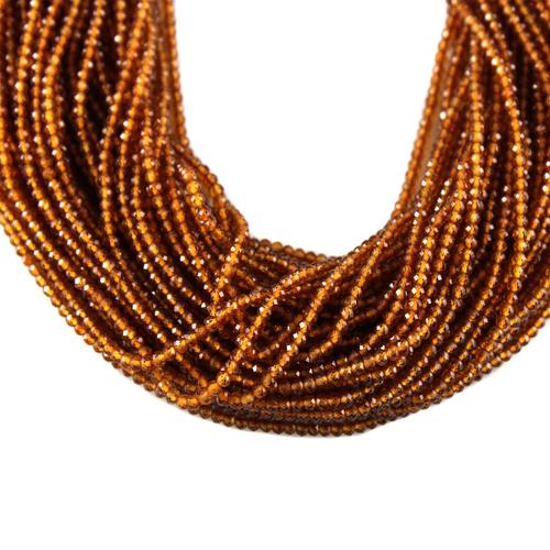 Honey Quartz Micro Beads