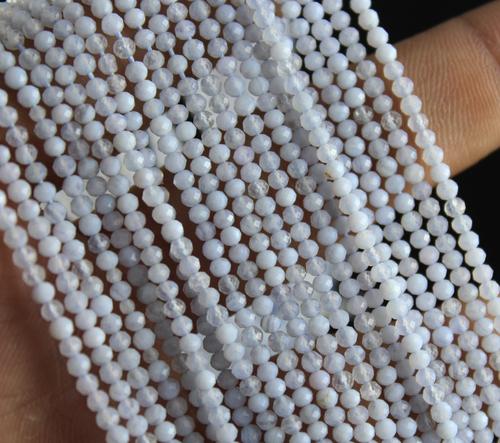 Chalcedony Beads