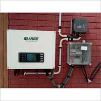 Solar Inverter & AC-DC Box