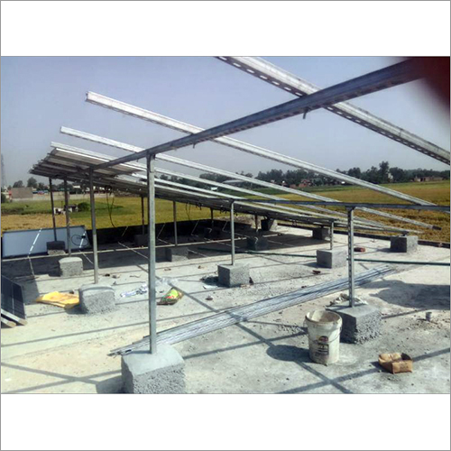 Solar Grouding & Solar Structure