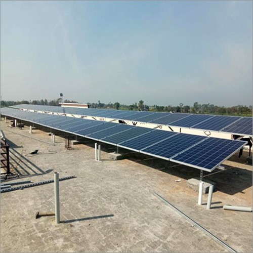 School Net Metring Solar Plant