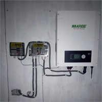 Petrol Pump Grid Tie Solar Plant