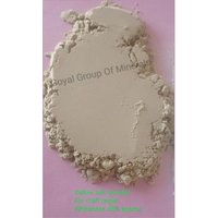 Yellow soapstone powder