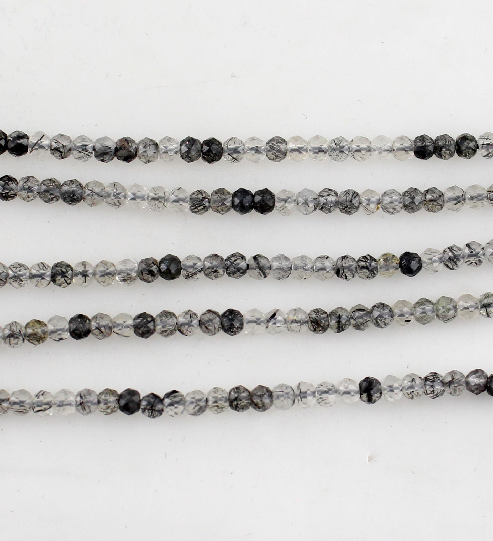 Rulite Quartz Micro Beads