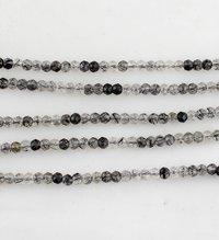 Rulite Quartz Beads