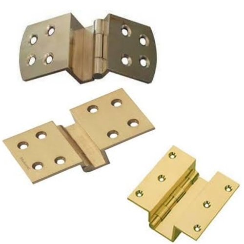 Brass W Hinges