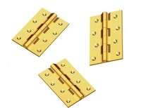 3mm Brass Railway Hinges