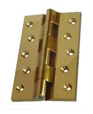 5mm Brass Railway Hinges