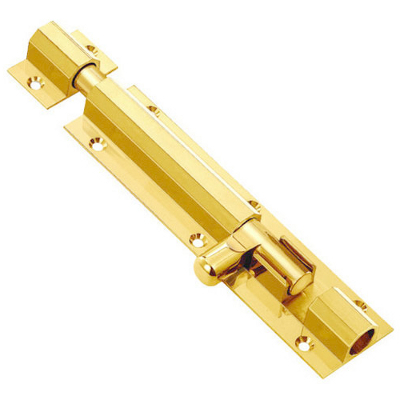 Regular Brass Tower Bolt
