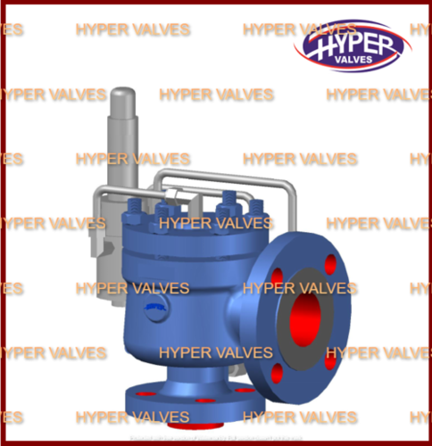 Pilot Operated Pressure Relief Valve