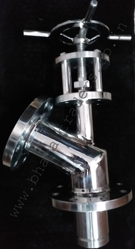 """Y"" Type Flush Bottem Valve"