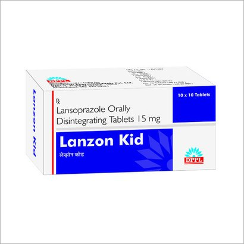 15Mg Lansoprazole Orally Disintegrating Tablets General Medicines