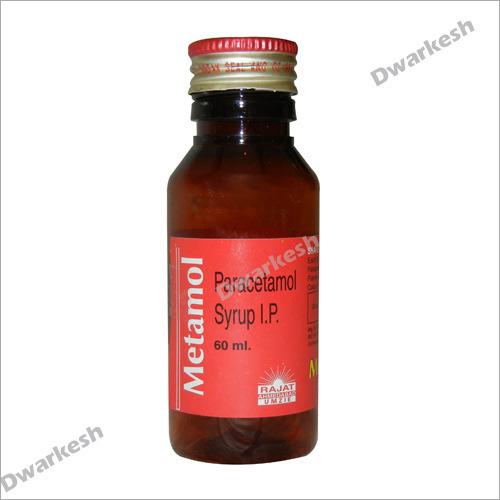 60ml Paracetamol Syrup IP