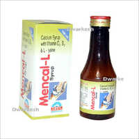 Calcium Syrup With Vitamin D3 B12 And L Lysine Syrup