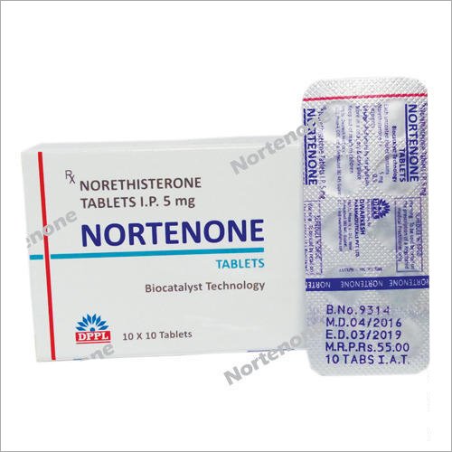 5mg Norethisterone Tablets