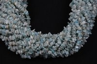 Larimar Uncut Chips Beads