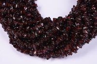 Garnet Natural Uncut Beads