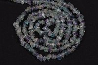 Fluorite Uncut Chips Beads