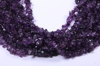 Amethyst Uncut Chips Beads
