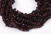 Garnet Natural Chips Beads