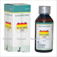 100ml Cough Expectorant Syrup