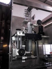Sleeve Applicator Machine