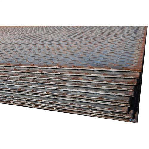 industrial Mild Steel Chequered Plates