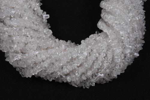 Crystal Quartz Beads
