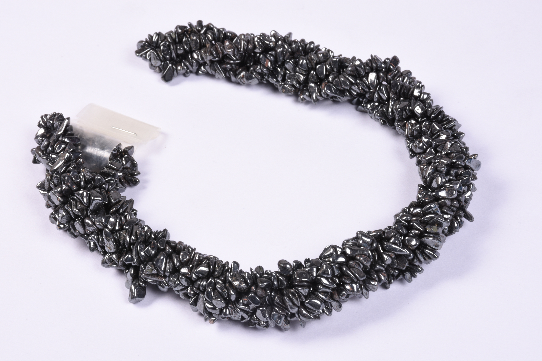 Hematite Uncut Chips Beads