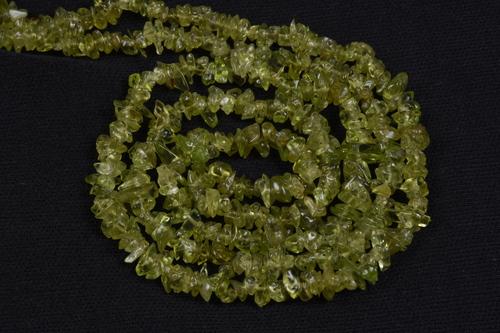 Peridot Beads