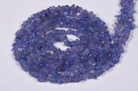 Tanzanite Uncut Chips Beads